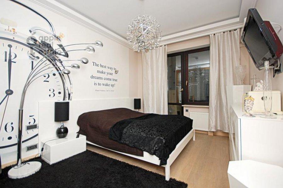 Гостиная в 3-комнатной квартире по адресу Давыдковская ул. 16
