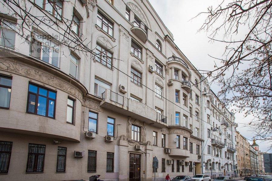 Фото дома 6-комнатной квартиры по адресу Архангельский переулок 7