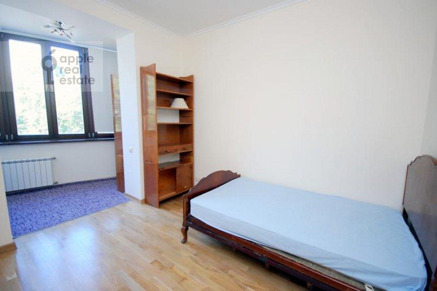 Спальня в 3-комнатной квартире по адресу Масловка Верхняя ул. 28к2
