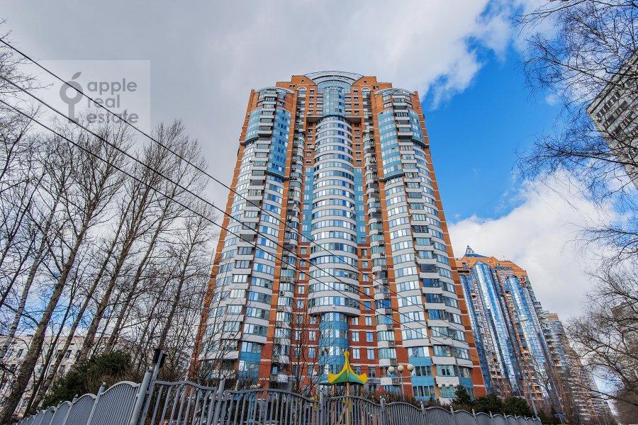 Фото дома 6-комнатной квартиры по адресу Ленинский пр-т. 128к1