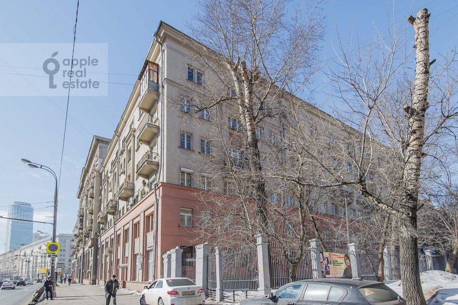 Фото дома 5-комнатной квартиры по адресу Беговая ул. 13