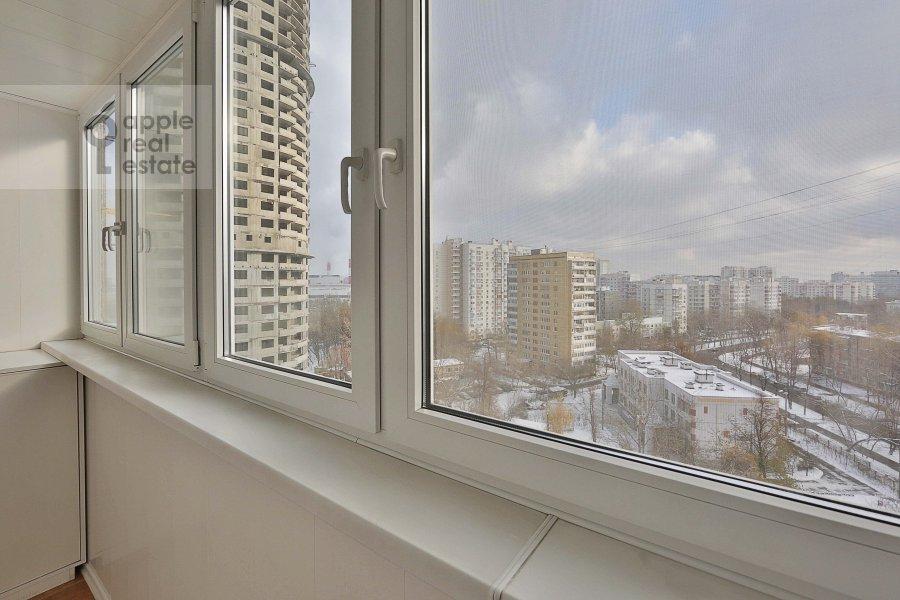 Балкон / Терраса / Лоджия в 5-комнатной квартире по адресу 60-летия Октября пр-т. 19