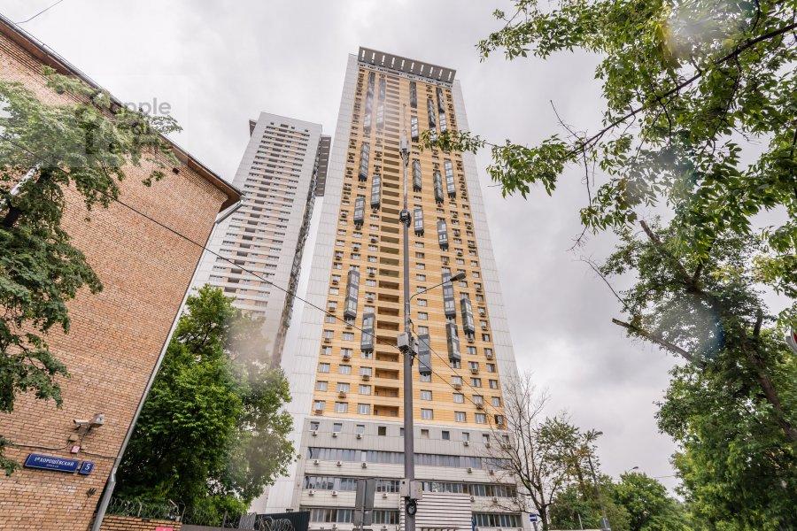 Photo of the house of the 4-room apartment at Khoroshevskoe shosse 16k1