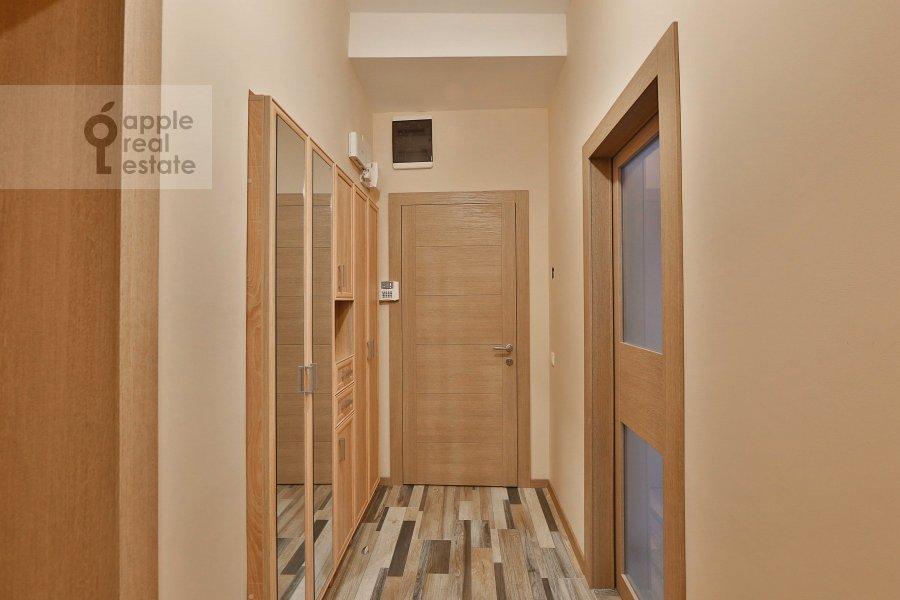 Коридор в 3-комнатной квартире по адресу Татарская Большая ул. 25-27с1