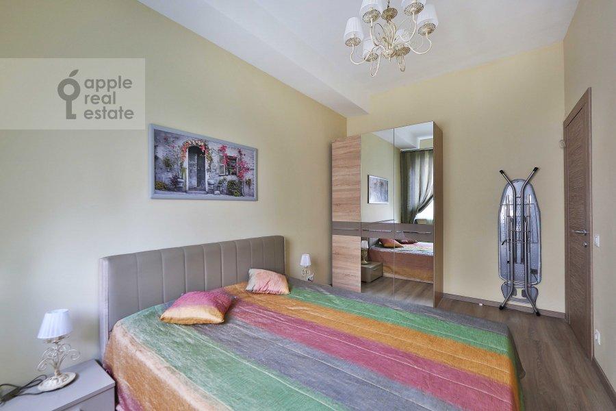 Спальня в 3-комнатной квартире по адресу Татарская Большая ул. 25-27с1