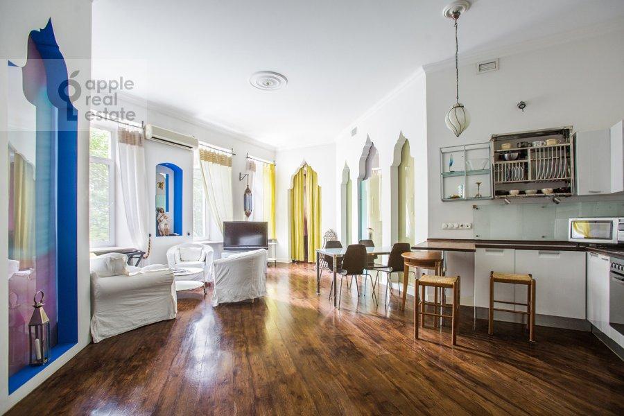 3-комнатная квартира по адресу Арбат улица 29