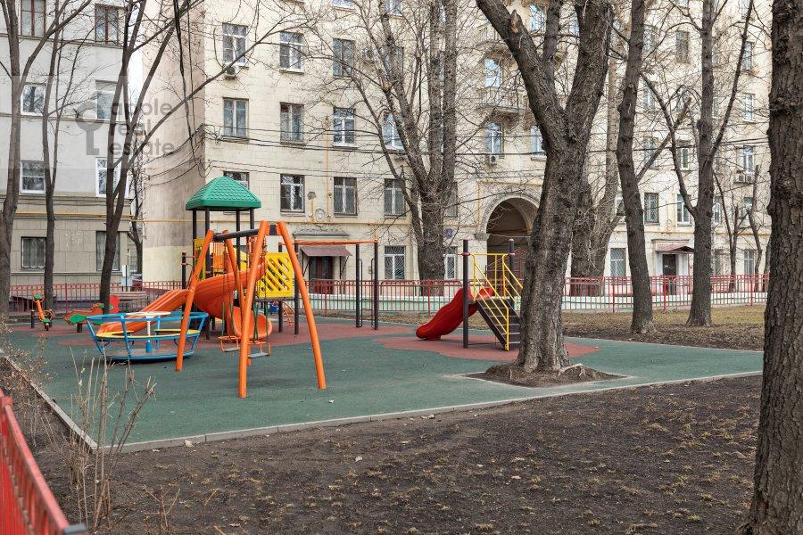 Фото дома 3-комнатной квартиры по адресу Большая Дорогомиловская ул. 4