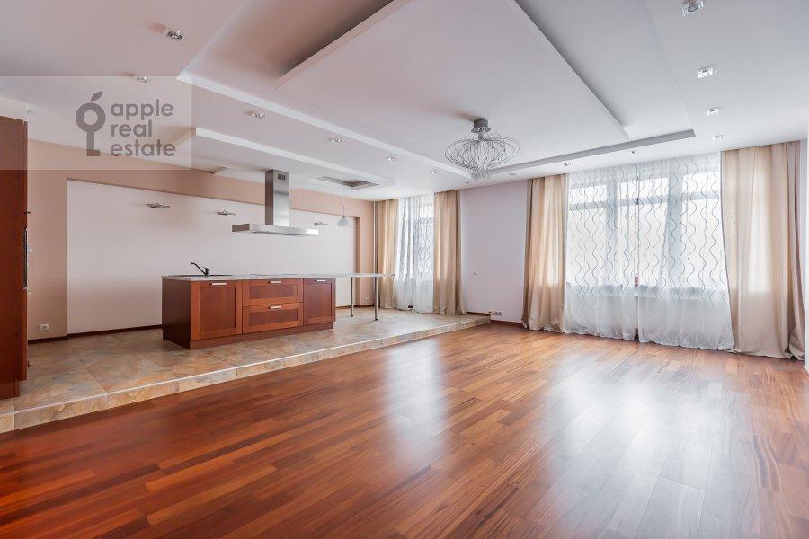 Гостиная в 3-комнатной квартире по адресу Климентовский пер. 2