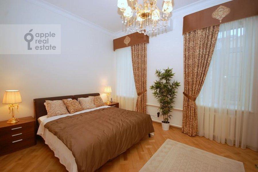 Спальня в 2-комнатной квартире по адресу Бронная Малая ул. 42/14