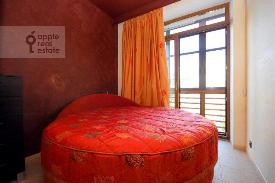 Спальня в 2-комнатной квартире по адресу Руновский пер. 10