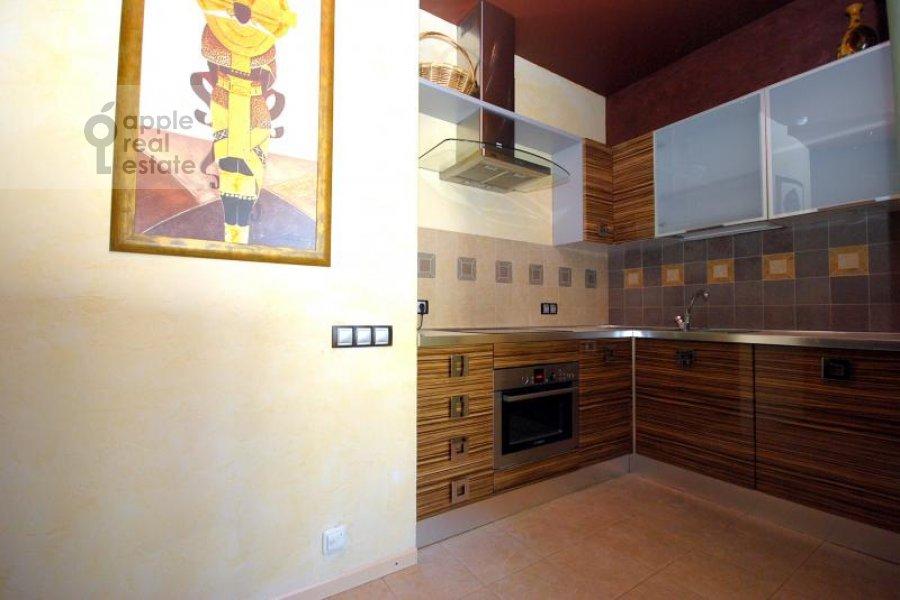 Кухня в 2-комнатной квартире по адресу Руновский пер. 10