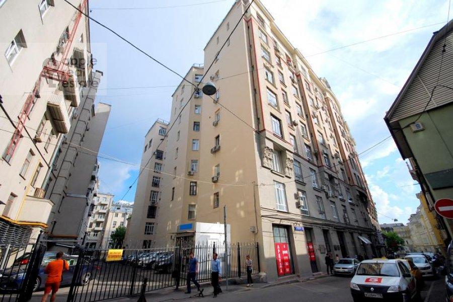 1-комнатная квартира по адресу Гнездниковский Большой пер. 10