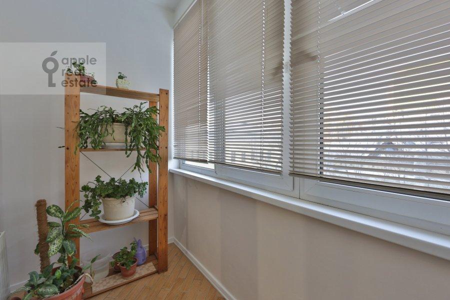 Балкон / Терраса / Лоджия в 3-комнатной квартире по адресу Большая Серпуховская ул. 25с2