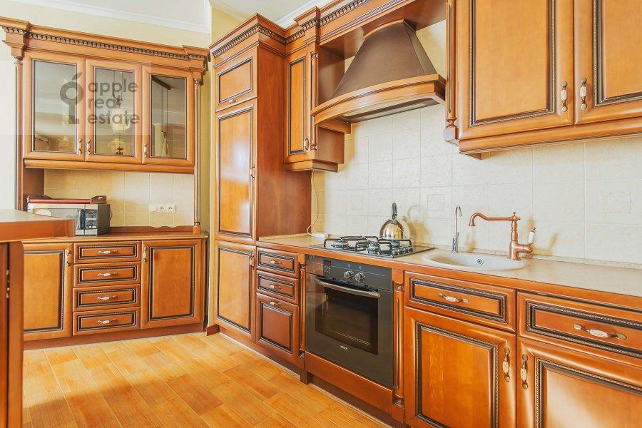 Kitchen of the 2-room apartment at Tverskaya ul. 4k1