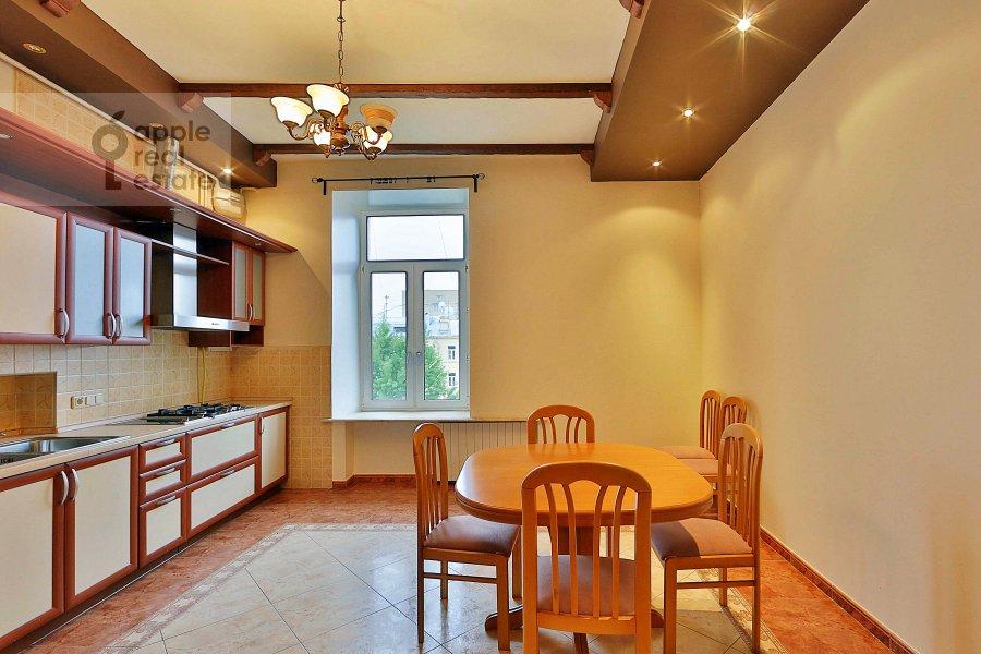 Кухня в 4-комнатной квартире по адресу Сеченовский пер. 7
