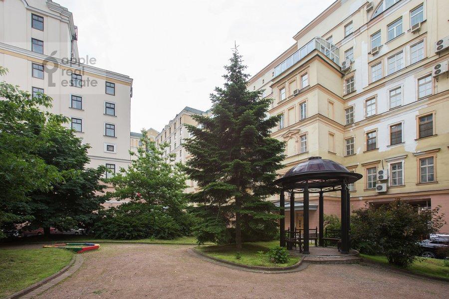 Photo of the house of the 5-room apartment at Tverskaya ulitsa 28k2