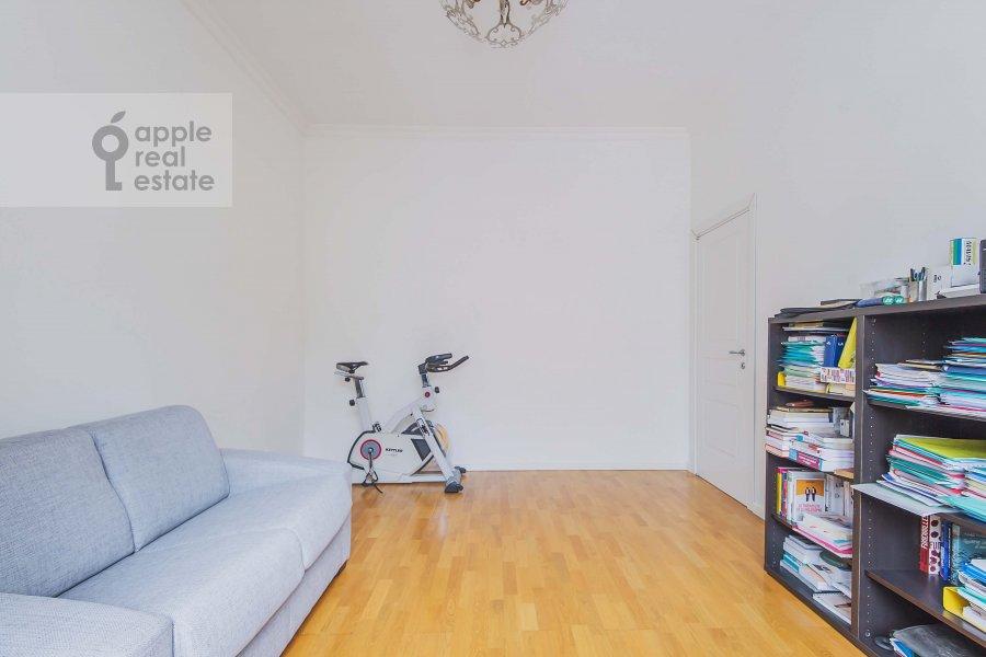 3-комнатная квартира по адресу Тверская ул. 6с3