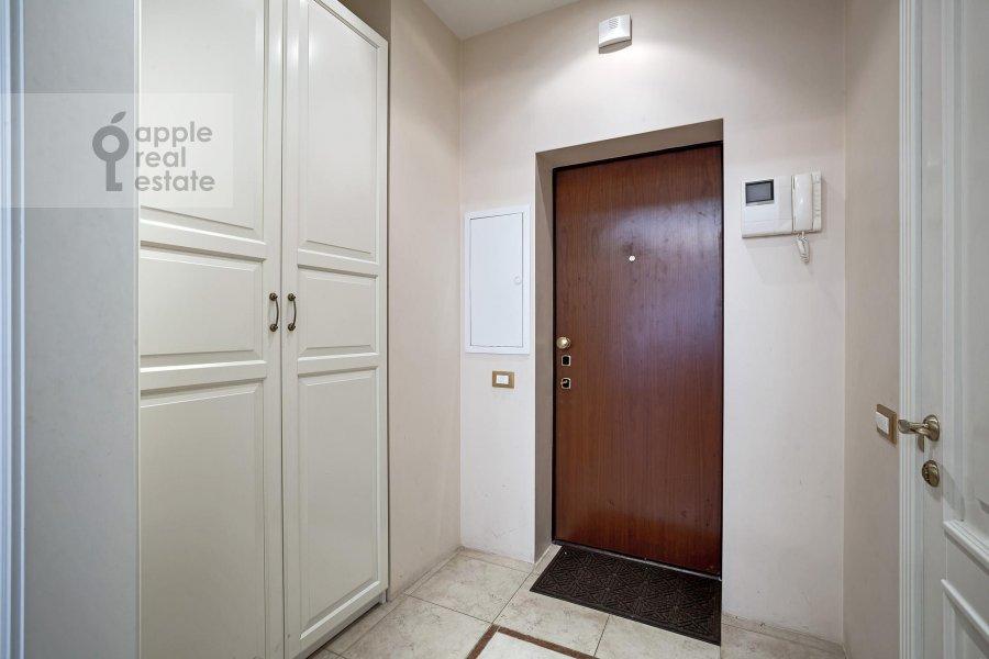 Corridor of the 3-room apartment at Raspletina ul. 14