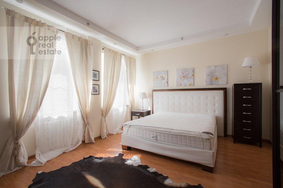 Спальня в 2-комнатной квартире по адресу Николопесковский Большой пер. 6