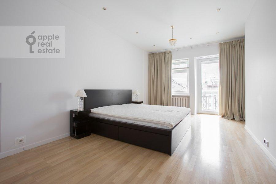 Спальня в 3-комнатной квартире по адресу Садовая-Кудринская улица 23с1