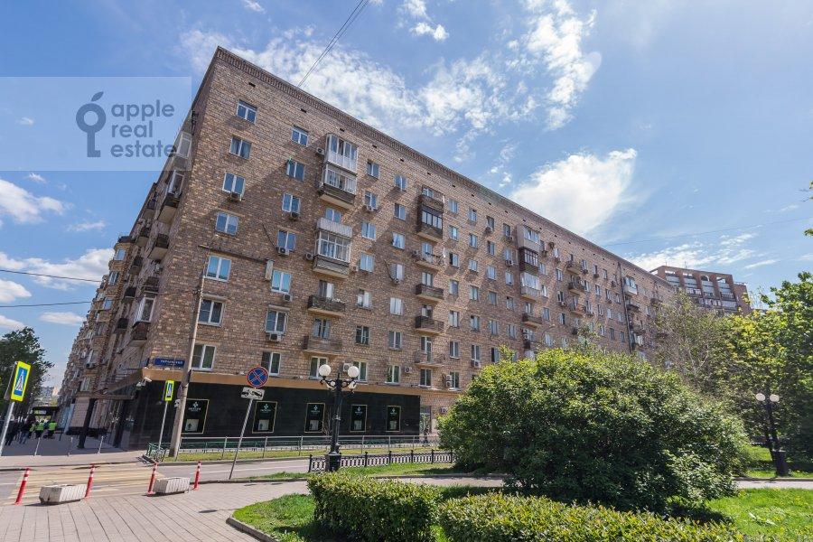 Фото дома 2-комнатной квартиры по адресу Кутузовский просп. 5/3
