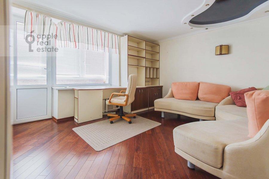 Детская комната / Кабинет в 3-комнатной квартире по адресу Бахрушина ул. 4с1