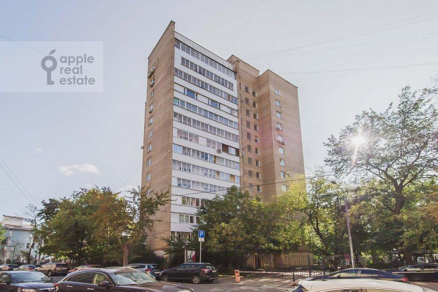 Фото дома 3-комнатной квартиры по адресу Бахрушина ул. 4с1