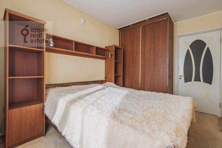 Спальня в 3-комнатной квартире по адресу Бахрушина ул. 4с1