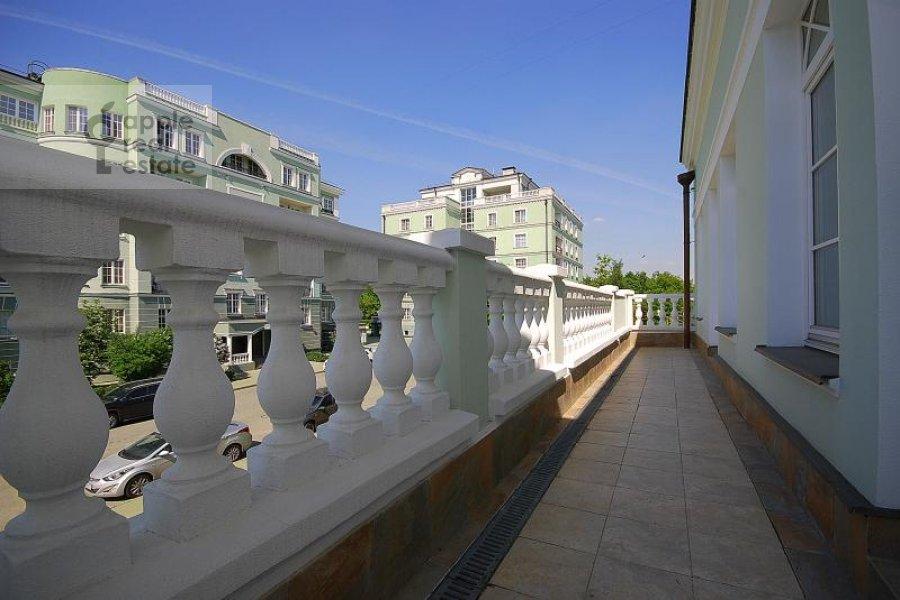 Балкон / Терраса / Лоджия в 6-комнатной квартире по адресу Береговая ул. 8