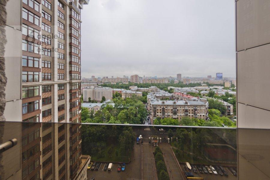 2-room apartment at Chapaevskiy pereulok 3