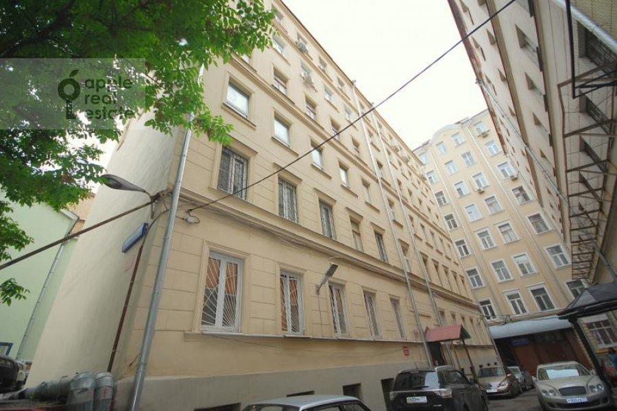 Фото дома 3-комнатной квартиры по адресу Тверская ул. 29к1