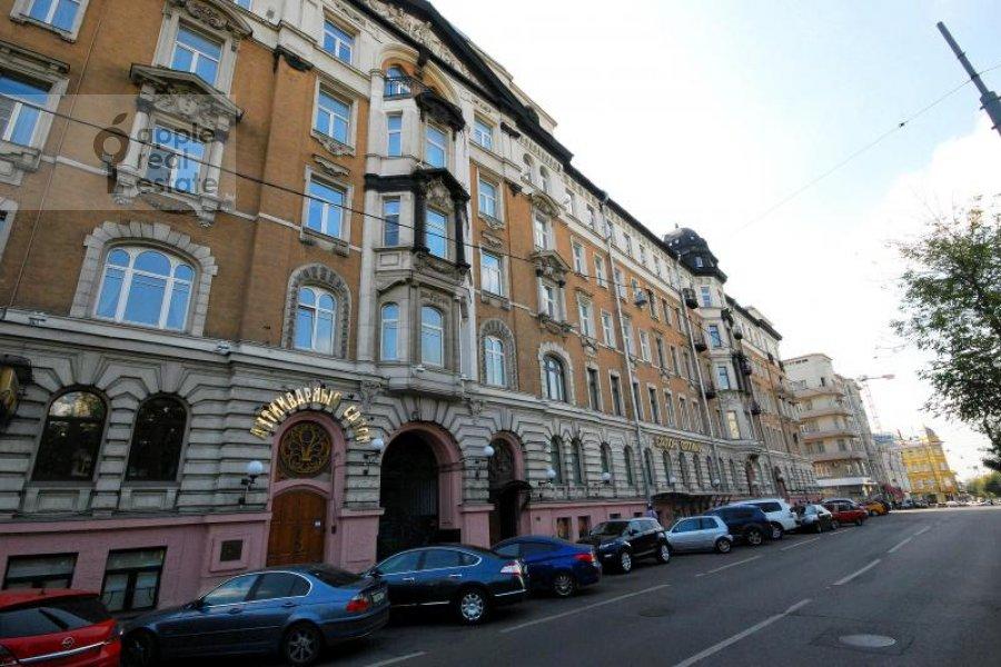 Photo of the house of the 6-room apartment at Sretenskiy bul'v. 6/1