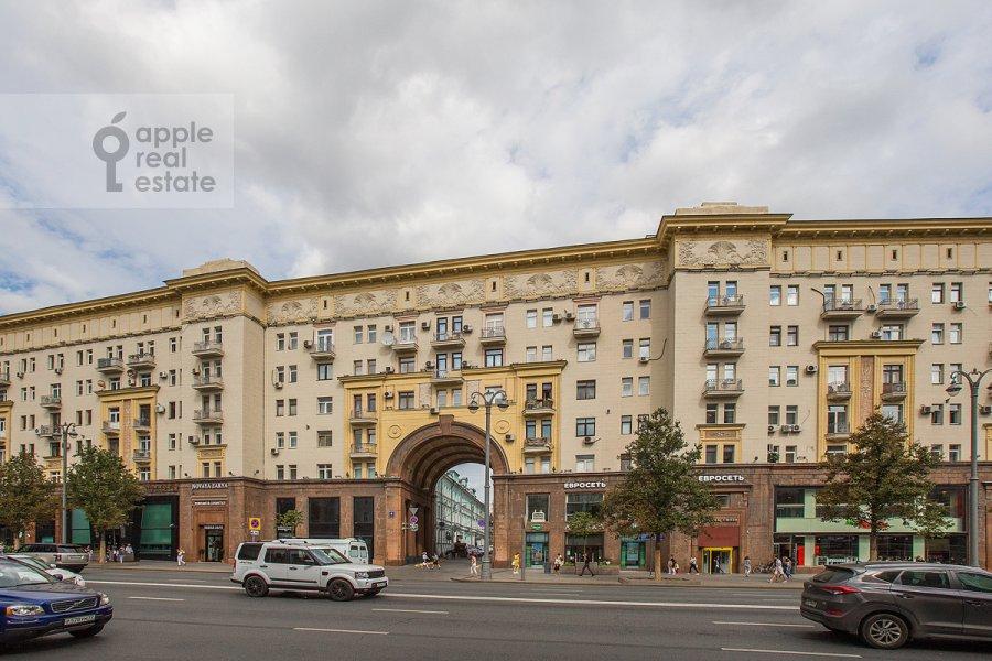 Фото дома 4-комнатной квартиры по адресу Тверская ул. 4