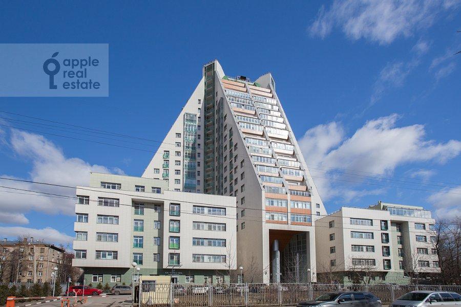 Фото дома 3-комнатной квартиры по адресу Дмитрия Ульянова ул. 31