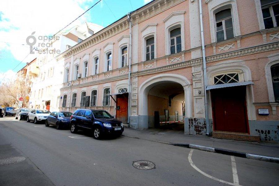 Фото дома 6-комнатной квартиры по адресу Хлебный переулок 6