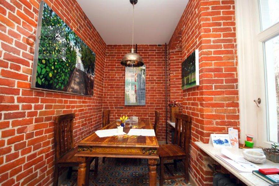 Кухня в 6-комнатной квартире по адресу Хлебный переулок 6