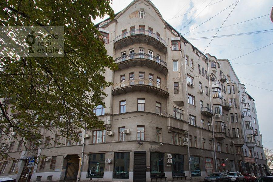 Фото дома 4-комнатной квартиры по адресу Кривоколенный пер. 14
