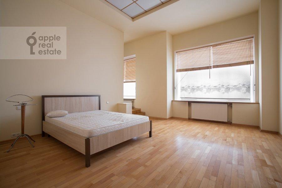 Спальня в 4-комнатной квартире по адресу Кривоколенный пер. 14
