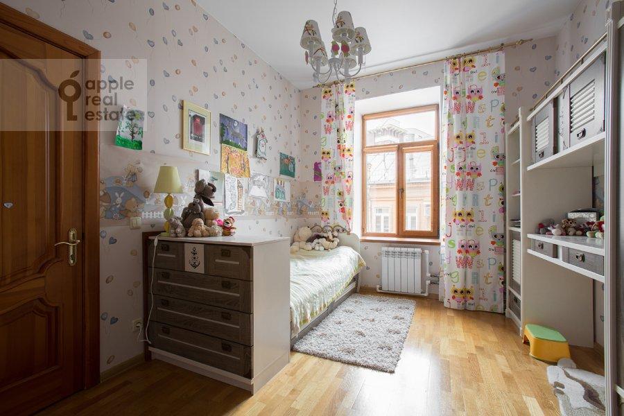 Спальня в 3-комнатной квартире по адресу Бродников пер. 10с2