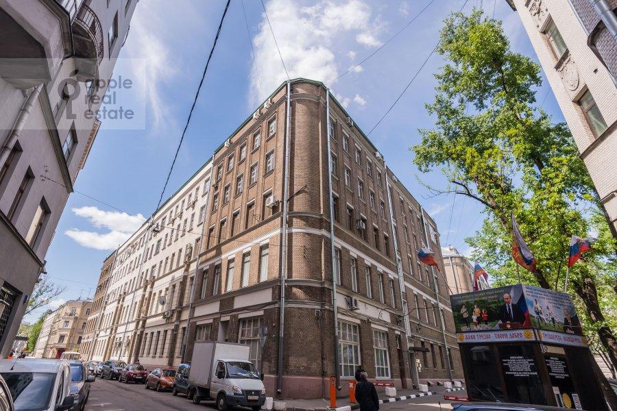 Фото дома 6-комнатной квартиры по адресу Мясницкая ул. 24с1