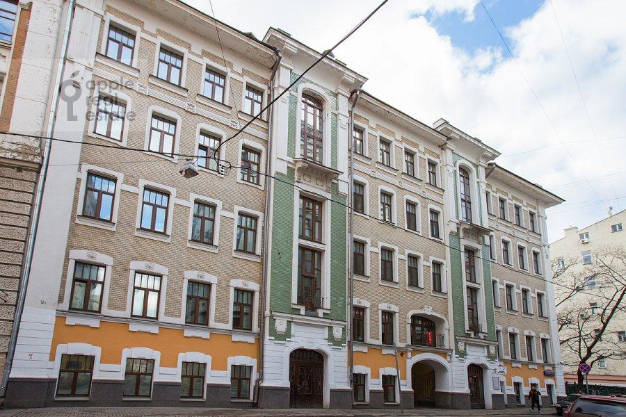 Фото дома 2-комнатной квартиры по адресу Плотников переулок 21с1