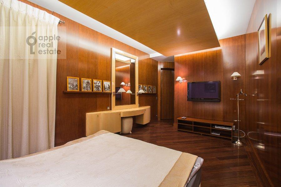 Спальня в 2-комнатной квартире по адресу Плотников переулок 21с1