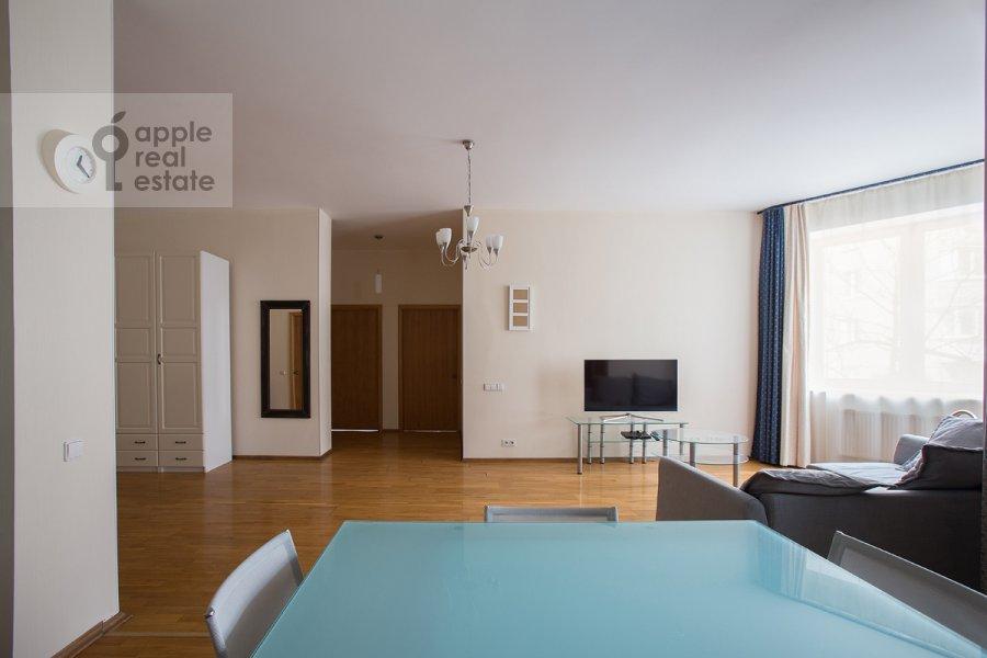 Kitchen of the 3-room apartment at Novolesnoy per. 5
