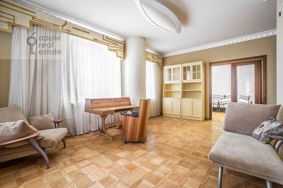 Детская комната / Кабинет в 4-комнатной квартире по адресу Можайское шоссе 2