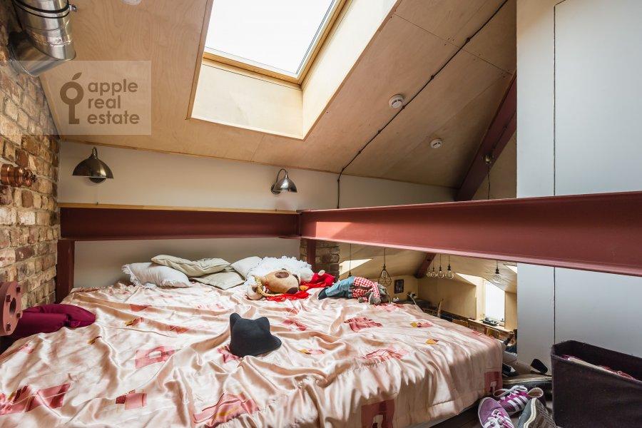 Спальня в 2-комнатной квартире по адресу Варшавское шоссе 9с1
