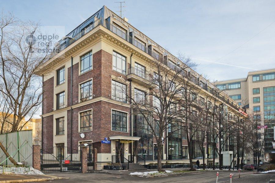 1-room apartment at Komsomol'skiy prospekt 42s2
