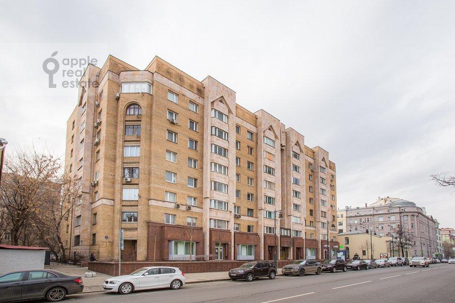 Фото дома 3-комнатной квартиры по адресу Дмитровка Малая ул. 15