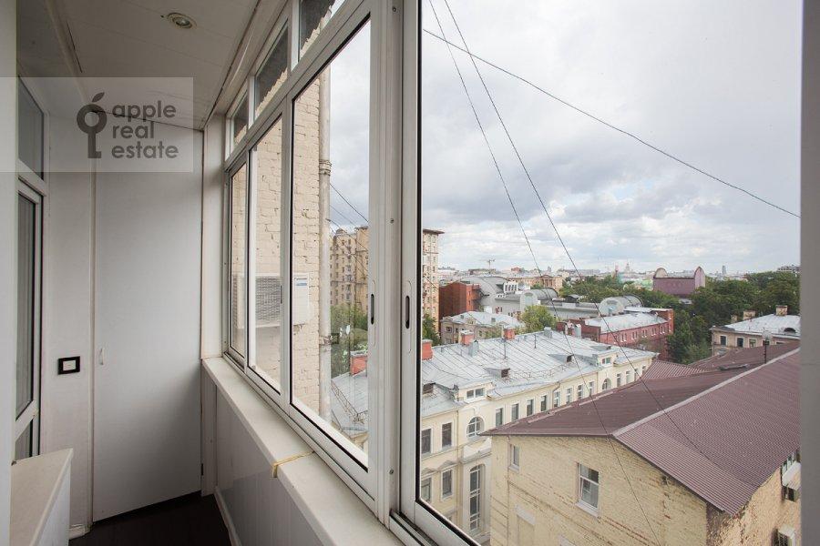 Балкон / Терраса / Лоджия в 3-комнатной квартире по адресу Садовая-Каретная улица 4/6с1