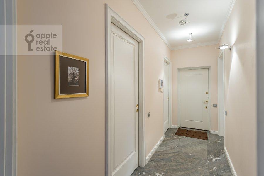 Corridor of the 2-room apartment at Petrovskiy bul'v. 21