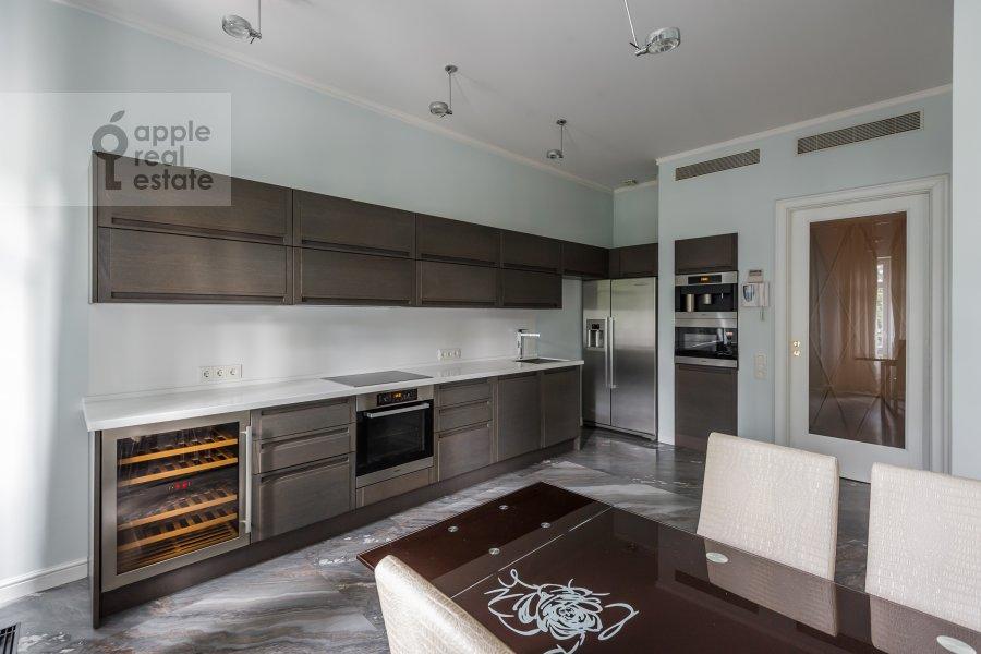 Kitchen of the 2-room apartment at Petrovskiy bul'v. 21